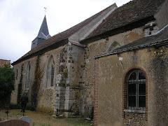 Eglise de Charonville