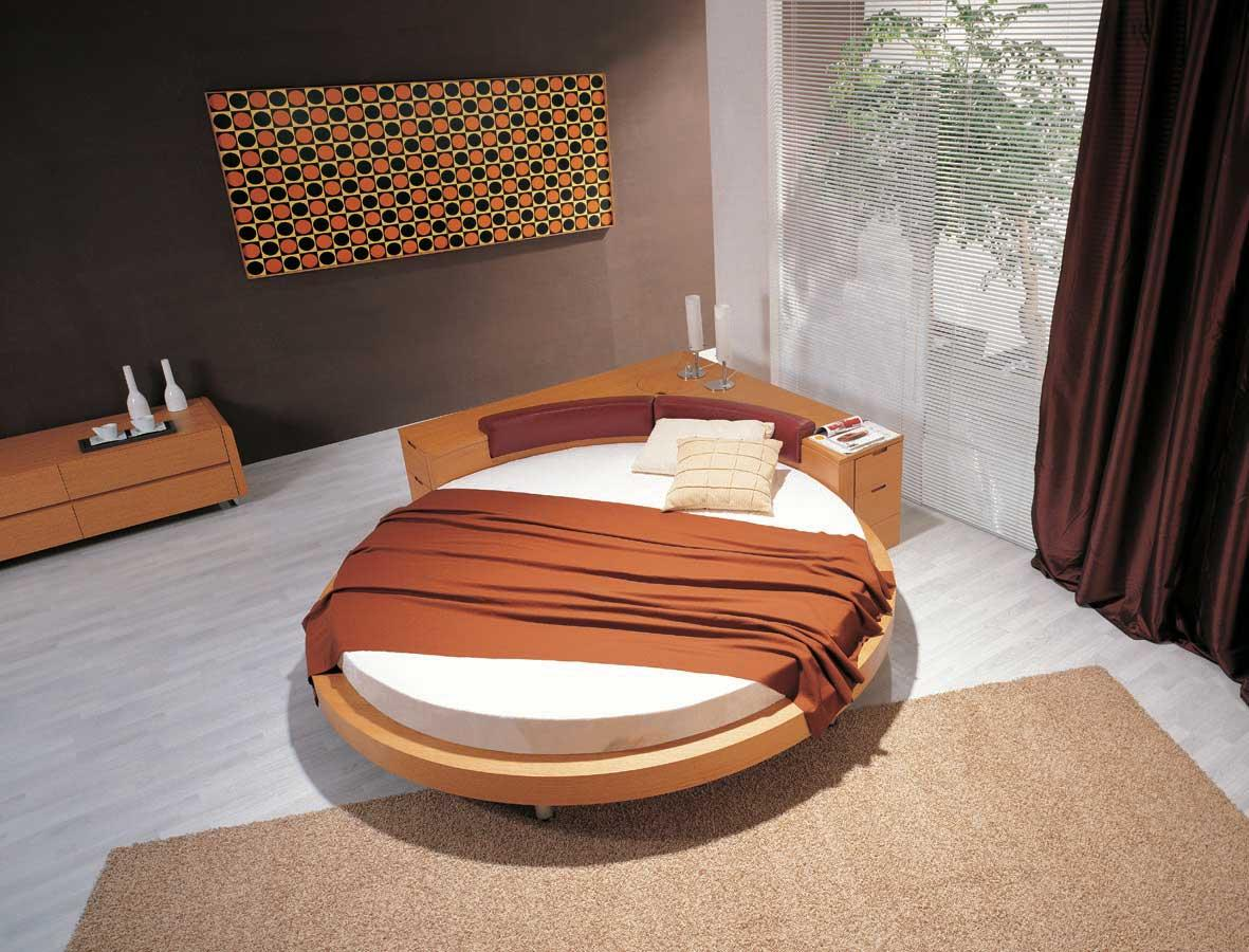 Modern furniture october 2010 for Round bed design images