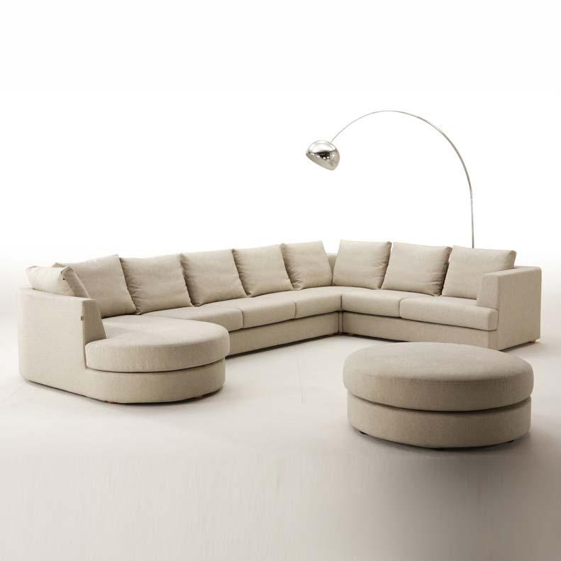 Modern Furniture Boston Grande Sectional Sofa