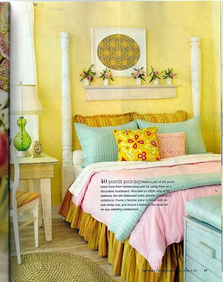 Daisy Pink Cupcake: Cute Bedroom