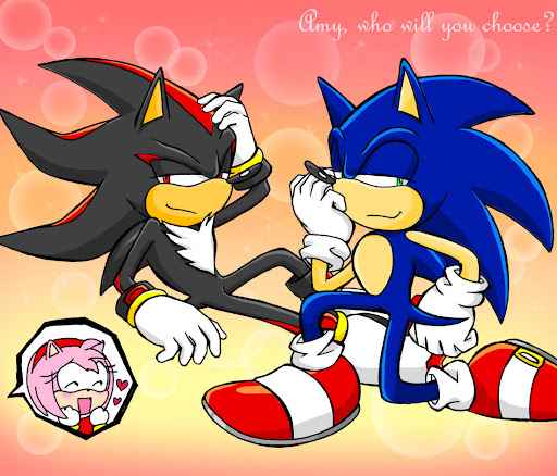 Amy Rose: batalla de amor