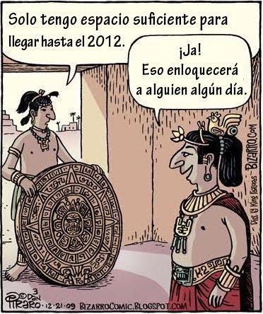 Hallan en México una nueva referencia maya a 2012.