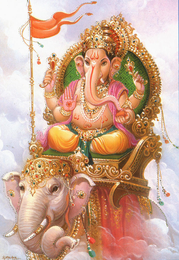Wallpaper Junction Ganesh