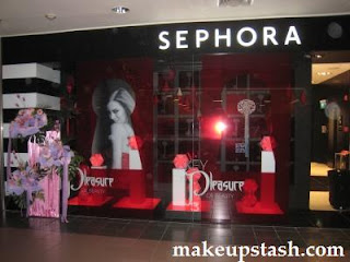 Sephora in Singapore: Ngee Ann City Store