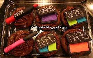 NARS Cupcakes!