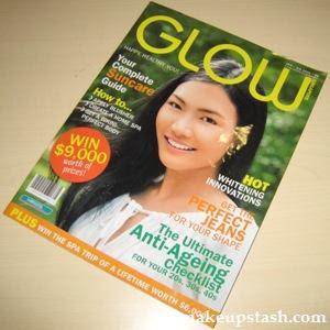 Watsons GLOW Magazine
