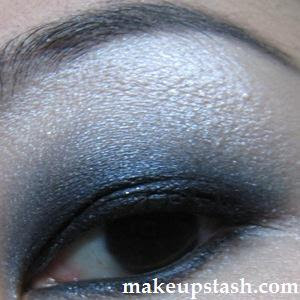 EOTD | Kosé Visée Blackish Forming Eyes in B-3