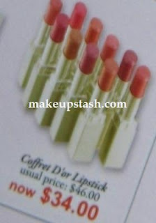 Coffret D&#8217;Or Lipstick Offer at OG