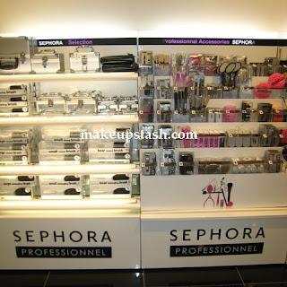 sephora in singapore ion orchard store makeup stash. Black Bedroom Furniture Sets. Home Design Ideas