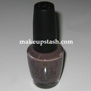 Makeup Mail | OPI Nail Lacquer in You Don't Know Jacques!