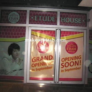 Etude House at Orchard Underpass