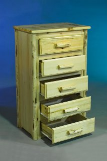 Solid Pine Dressers Chest Of Drawers