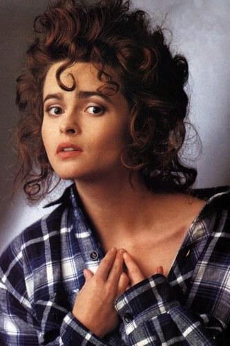 actor actress Helena Boham Carter
