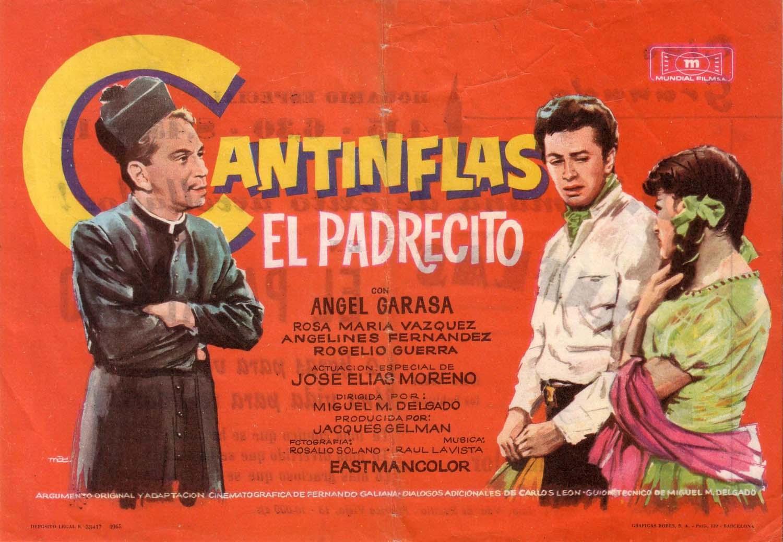 Milenioscopio afiche de quot el padrecito quot de cantinflas
