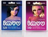 Free IMVU Prepaid Cards