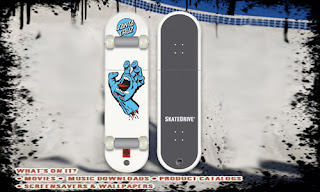 coolest usb flashdrive-skatedrive