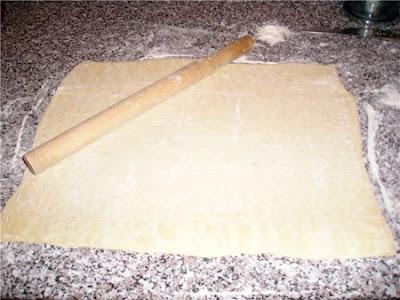 тесто для пахлавы