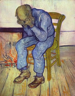 Депрессия, Ван Гог