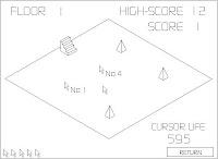 Cursor * 10 - Un juego extraño