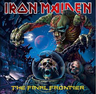 Nueva Canción y nueva caratula, The Final Frontier de Iron Maiden