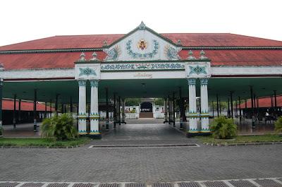 Keraton Yogyakarta Ditutup Sementara Untuk Pernikahan