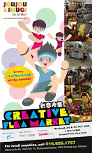 Creative Flea Market at e@Curve: Calling for Participation
