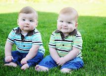 MacKay & Oscar - 6 months