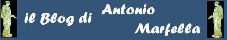 <b>Il Blog </b> di Antonio Marfella