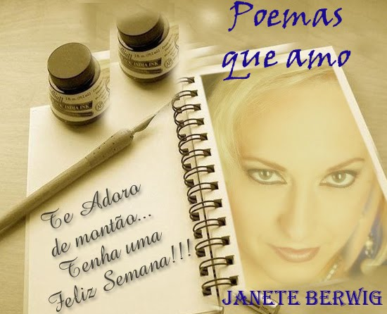 Escritora Janete Berwig