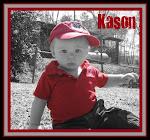 Kason Parker 3mths old