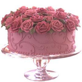 39. Gönülçelen -Inima furata - Heart Stealer - General Discussions - Comentarii Brimming-with-roses-cake-main