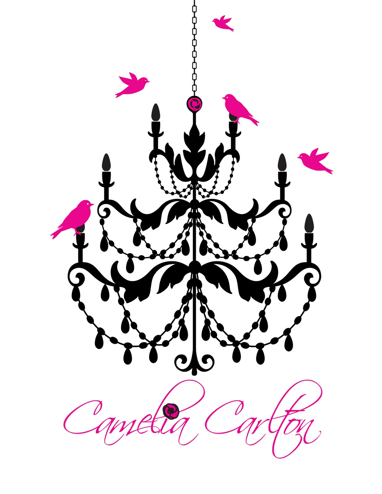 Camelia Carlton Uncut The Camelia Carlton Logo is HERE
