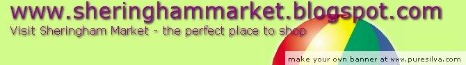 Sheringham Market Blog