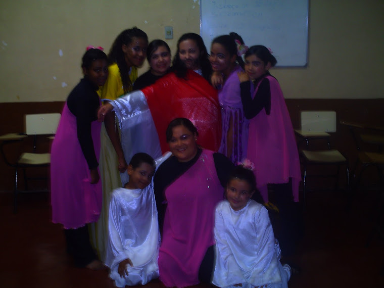 Ministério de dança Águias do Trono