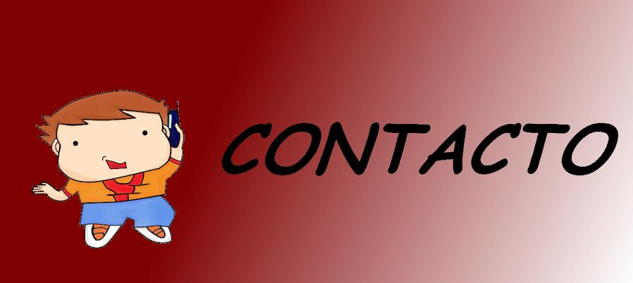 El Blog de Ribón - Contacto
