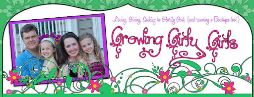 Growing Girly Girls