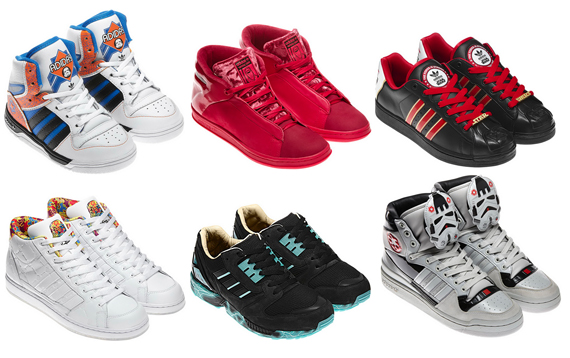 collection adidas star wars