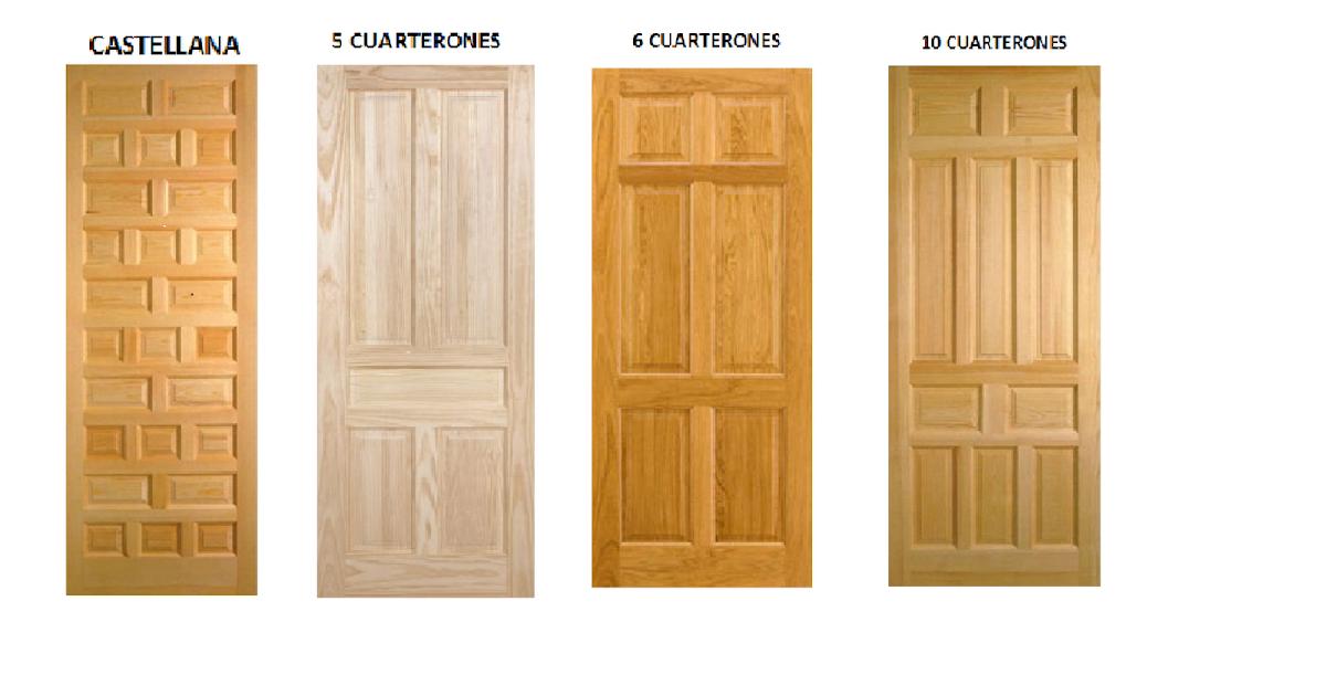 Puertas de exterior e interior puertas macizas en madera for Puertas macizas exterior