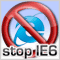 stop IE6