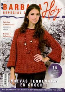 Barbara Crochet Hoy №7