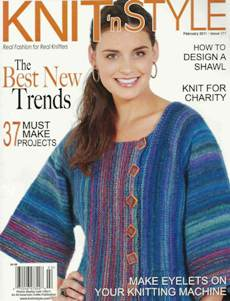 Knit'n Style February 2011 Issue 171