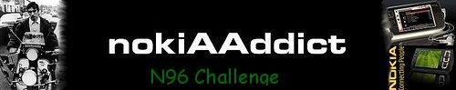 nokiAAddict N96 Challenge