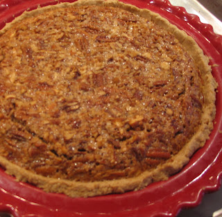 ... Free Life by Mrs. G.F.: Maple Pecan Pie with Oat Crust Gluten Free