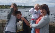Mum, Erin, Jack & Wee Steven