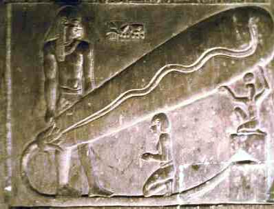 Teknologi purba-Lampu Elektrik Di Mesir