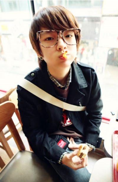 Qri Park Tae Jun Is Hookup