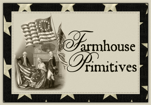 Farmhouse Primitives BLOG