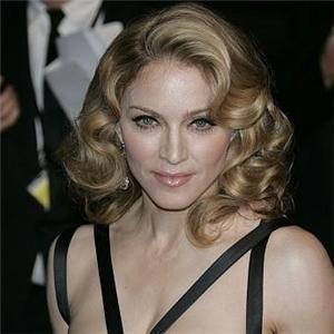 Madonna Beautiful Women