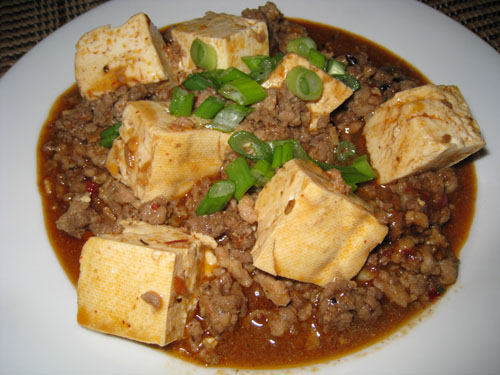 Mapo Tofu