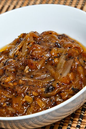 Onion Chutney Recipe — Dishmaps